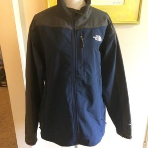 The North Face TFN APEX men's jacket XL blue/gray